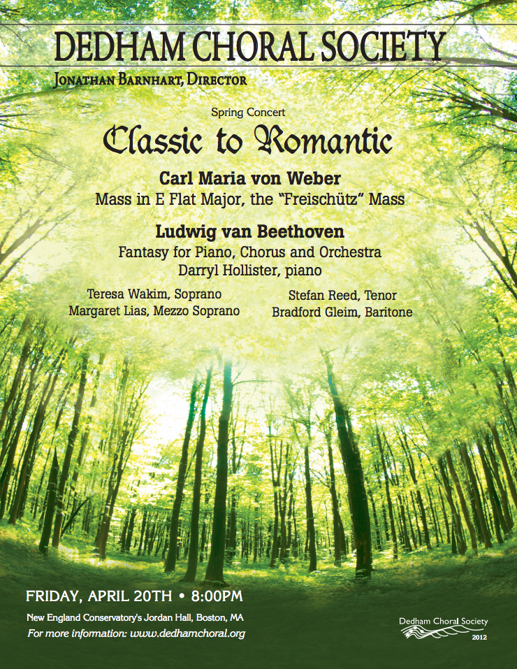 Classic to Romantic: 2012-spring