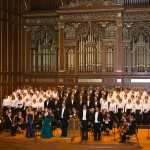 Dedham Choral at NEC