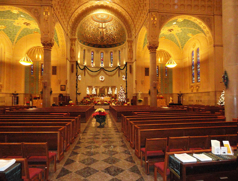 Holy Name Sanctuary