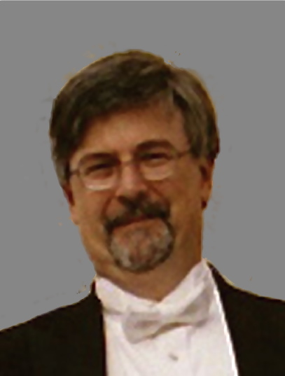 Jonathan Barnhart, Music Director and Conductor of the Dedham Choral Society